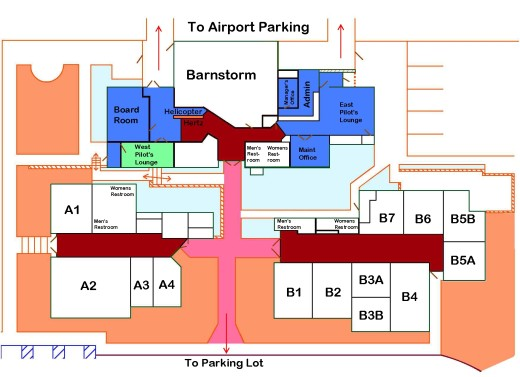 Airport Building Layout Web SiteXx